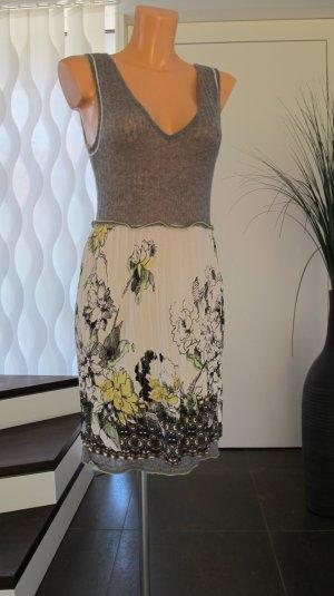 JUST CAVALLI Luxus Designer Kleid Gr. 38/40 NP 450,-€ !!