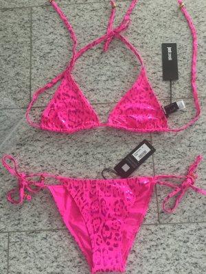 Just Cavalli NEU pinkfarbener Bikini