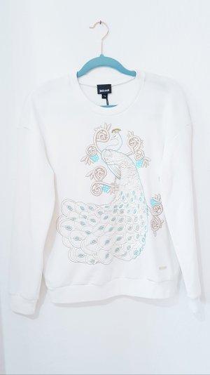 Cavalli Sweat Shirt multicolored cotton