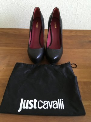 just cavalli Plateau-Pumps