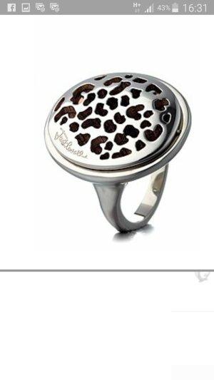Just Cavalli Ring Skin Größe 58