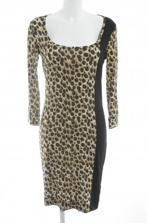 Just cavalli Schlauchkleid Animalmuster Casual-Look
