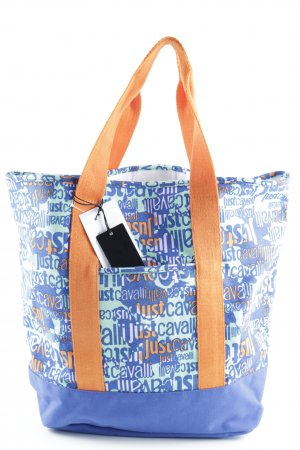 Just cavalli Shopper multicolored beach look