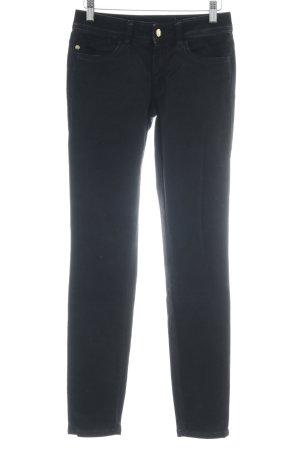 Just cavalli Slim Jeans schwarz Casual-Look