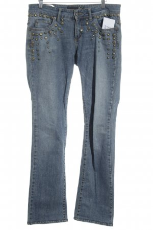 Just cavalli Slim Jeans blau Casual-Look