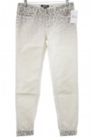 Just cavalli Slim Jeans Leomuster Casual-Look