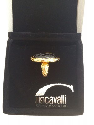 Just Cavalli Snake Damenring