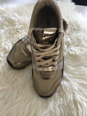 Just Cavalli Sneaker Gold