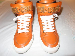 Just Cavalli Sneaker high TOP !! / NP 345 EUR !    SONDERPREIS !!!