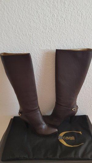 Just cavalli Botas altas marrón