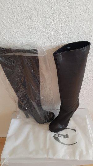 Just cavalli Botas altas negro