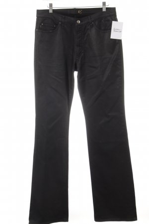 Just cavalli Straight-Leg Jeans schwarz Casual-Look