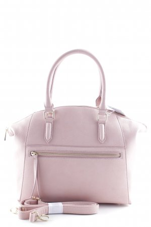 Just Fab Carry Bag pink casual look