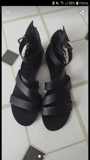just Fab Sandalen Sommerschuhe Schuhe Damenschuhe
