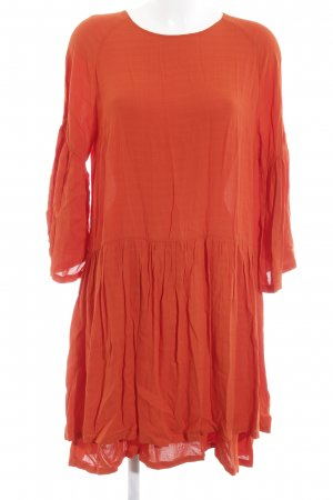 Just Female A-Linien Kleid neonorange Casual-Look
