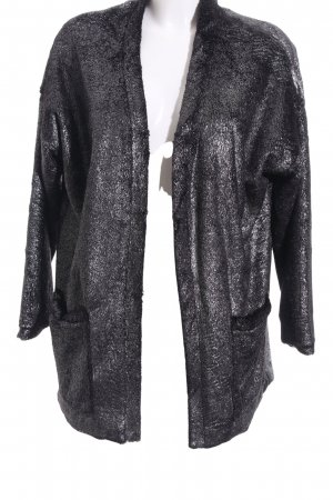 Just Female Cardigan schwarz extravaganter Stil
