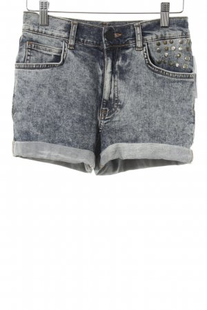 "Just Female Pantaloncino di jeans ""Rock Shorts"" blu scuro"