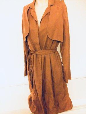 Just Female Trench arancione scuro