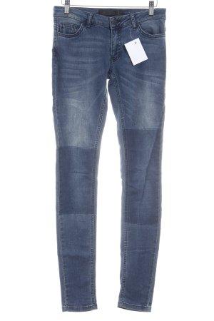 Just Female Skinny Jeans stahlblau Casual-Look