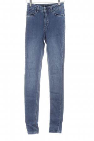 Just Female Stretch Jeans dunkelblau Jeans-Optik
