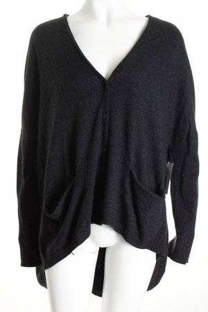 Just Female Strick Cardigan grau Casual-Look