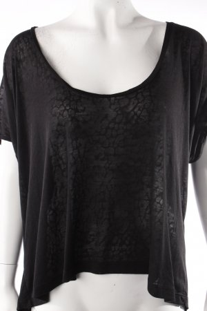Just Female T-Shirt schwarz