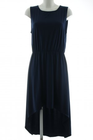 Just Female Vokuhila-Kleid blau Casual-Look