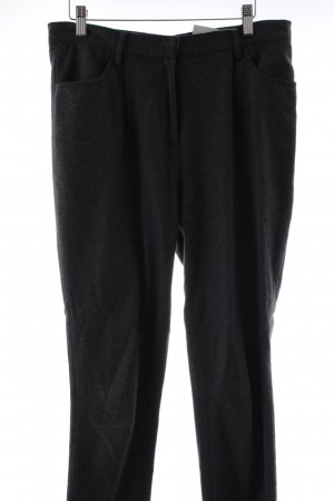 "Just Female Woolen Trousers ""Liberty Wool Trousers"" dark grey"