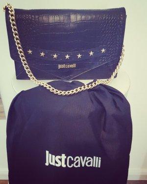 justcavalli Clutch schwarz/gold