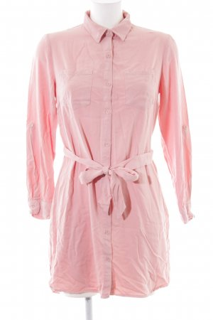 JustFab Blusenkleid pink Casual-Look