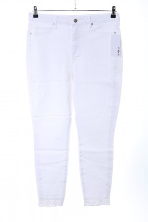 JustFab Wortel jeans wit casual uitstraling