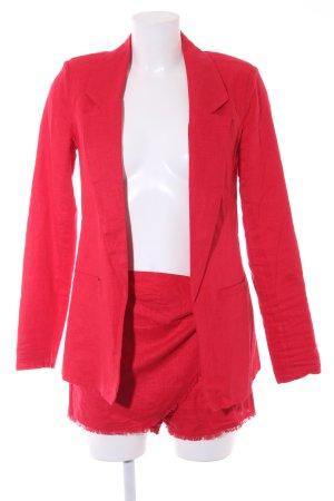 JustFab Kostüm rot Elegant