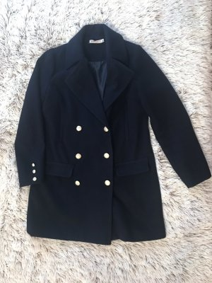 Just Fab Trench blu scuro