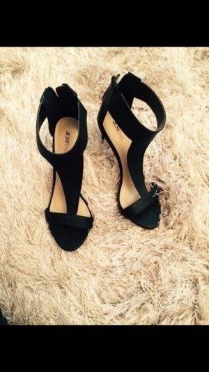 Justfab Schuhe schwarz