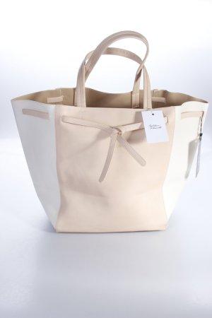 JustFab Shopper altrosa-cremefarben