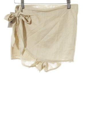 JustFab Shorts beige Casual-Look
