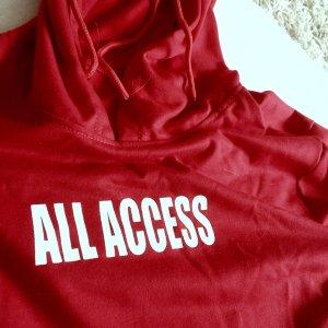 Justin Bieber All Access Hoodie Kapuze