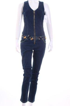 Justor Jumpsuit dunkelblau Street-Fashion-Look