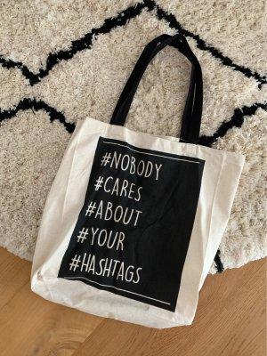 Jutebeutel Statementtasche Hashtag Blogger