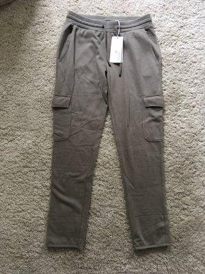Juvia Sweat Pants grey brown