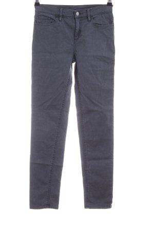 Juvia Slim Jeans blau Casual-Look