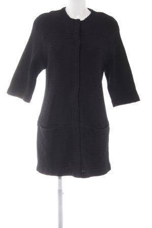 Juvia Strickjacke schwarz Elegant