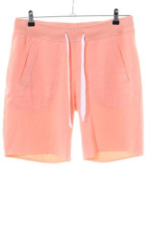 Juvia Pantalone fitness arancione chiaro stile casual