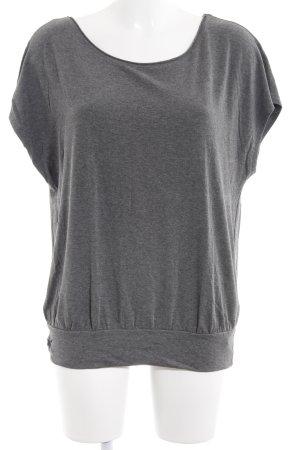 Juvia T-Shirt dunkelgrau Casual-Look