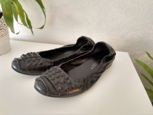 K&S handmade Lederballerinas Nieten