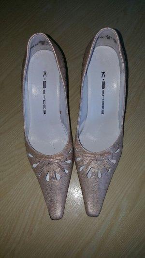 K+S shoes zum D&G Kleid