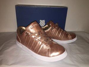 K-Swiss Lozan Iii Aged Foil Damen Sneakers rose-gold Gr. 40 NEU