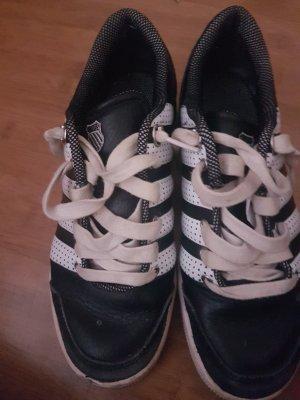 K-Swiss Schuhe Farbe schwarz weiß Größe 39