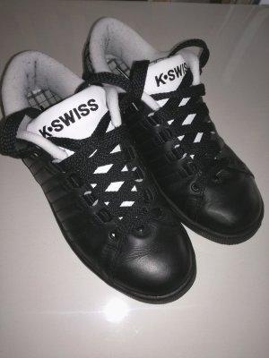 K.Swiss Schuhe,schwarz
