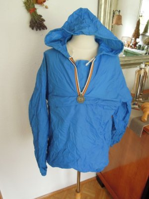 K-Way Windblouson Wetterblouson Regenblouson Blau Gr.36/38 NEU